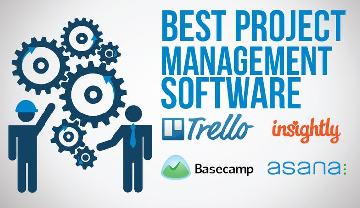 What's the best project management software for your business? In this guide we compare the 4 tops options: Basecamp vs. Asana vs. Trello vs. Insightly.