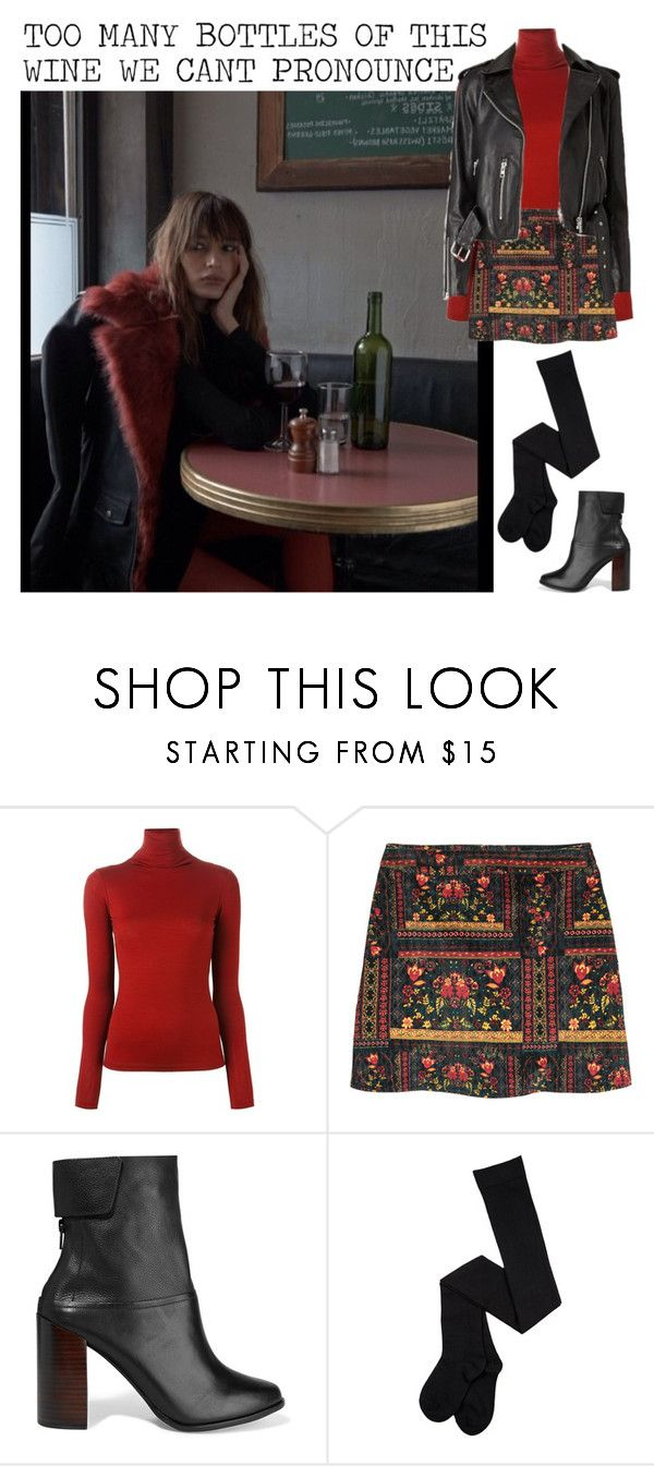 """""""Super Rich Kids- Frank Ocean"""" by kimabalee ❤ liked on Polyvore featuring Plein Sud, H&M and Ateljé 71"""