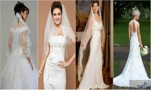 أفضل طريقة رائعة لاختيار الطرحة المناسبة لفستان الزفاف Wedding Dresses Dresses Fashion