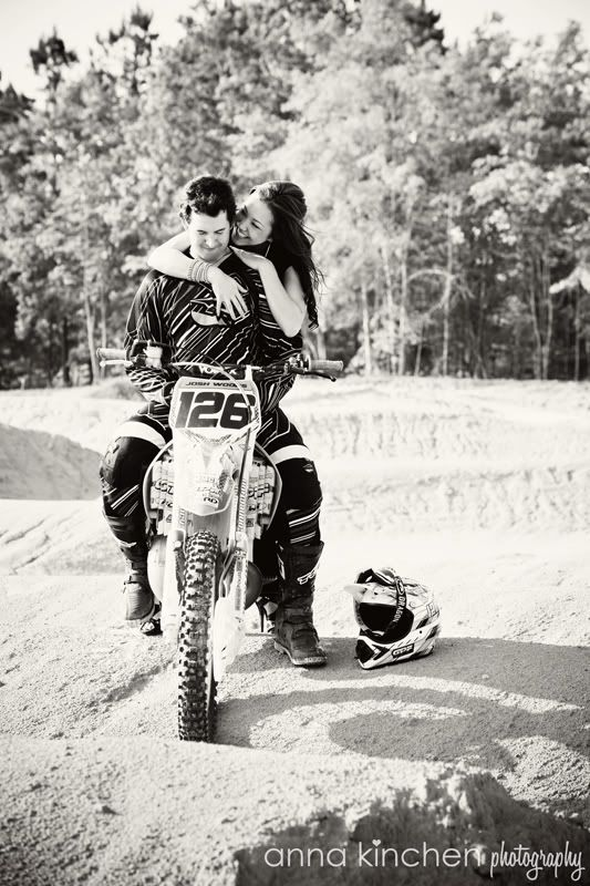 my dad would love me if i married a mx racer :)
