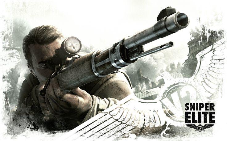 """Sniper Elite, é mais um jogo de tiro em terceira pessoa. Porém, há um diferencial: ele é baseado nas armas dos """"snipers"""", os atiradores de elite."""