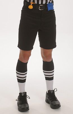 Other Baseball Clothing and Accs 159062: Fbs170 Smitty Football Officials Shorts - Solid Black Size 40 In -> BUY IT NOW ONLY: $30 on eBay!