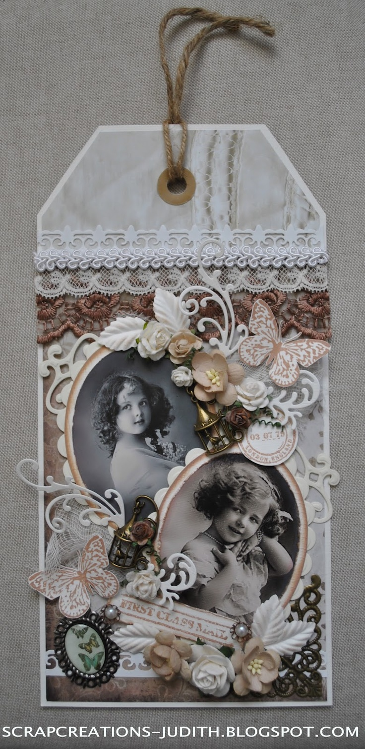 scrapcreations-judith / love the delicate flourishes & tone on tone colors