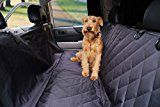 PetBoss® - Pet Car Seat Cover - Ideal Waterproof Seat Cover for pets - Be it Dogs or Cats - Perfect for Cars, SUVs and Trucks - Easy to Install - Machine Washable Durable Design