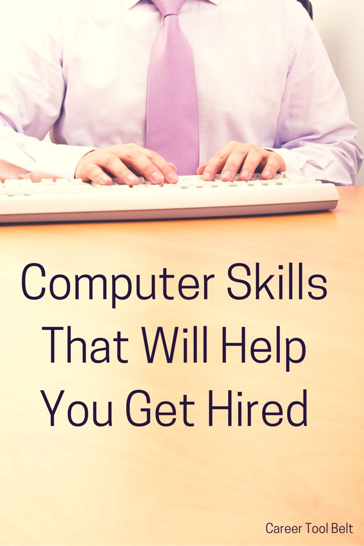 best images about employment skills computer skills that will help you get hired