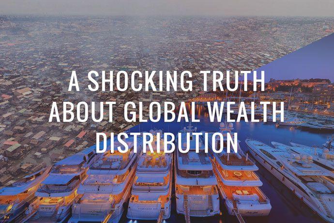 WATCH: http://livelearnevolve.com/global-distribution-of-wealth/