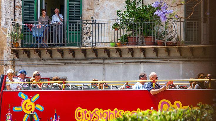 Palermo - Bus turistico