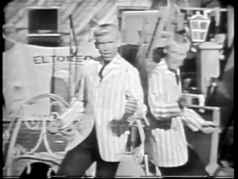 Baby Talk JAN and DEAN (1959). Before their surf rock days. This is one the Dick Clark Show.