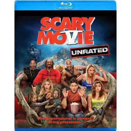 Scary Movie 5 (Unrated) (Blu-ray)