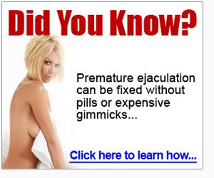 solutions reflexology treatment premature ejaculation