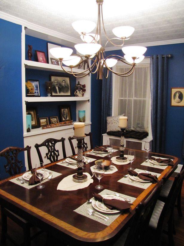 Diy Dining Room Decorating Ideas Classy Design Ideas