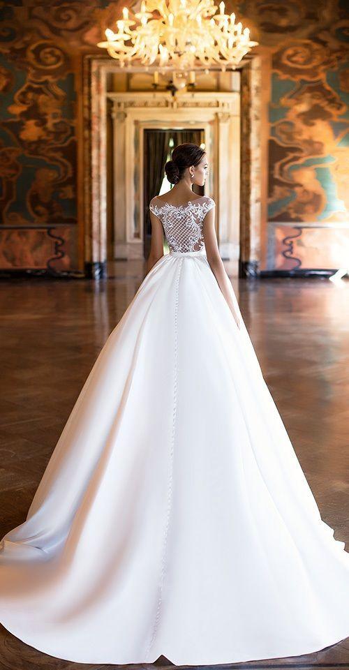 Milla Nova Bridal 2017 Wedding Dresses kara3 / http://www.deerpearlflowers.com/milla-nova-2017-wedding-dresses/15/