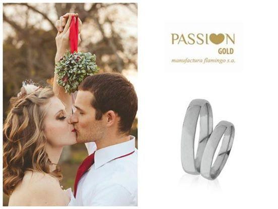Quem vai cumprir a tradição? ♥  Alianças de Casamento PASSI♥N GOLD