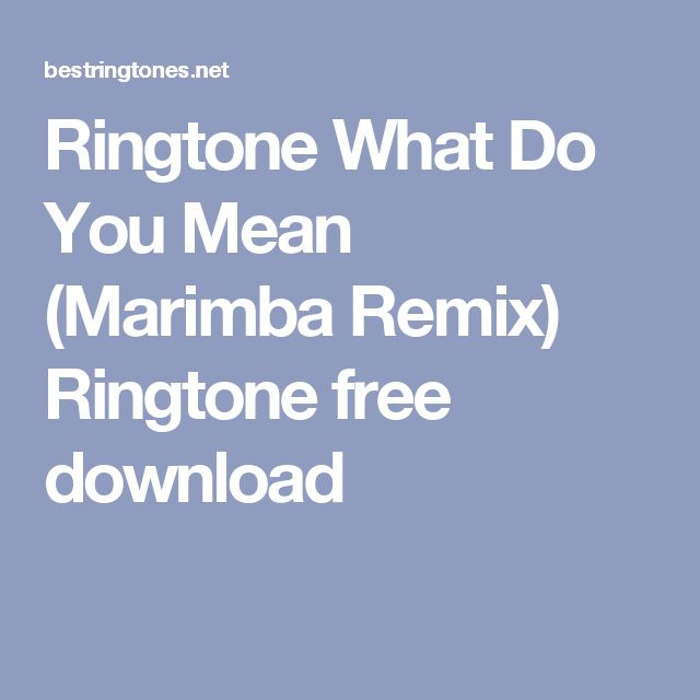 So you think you can dance ringtone free download