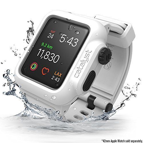 huge selection of 974d3 5c03c Apple Watch 42mm Series 3 2 Waterproof Rugged Shockproof Case fo ...