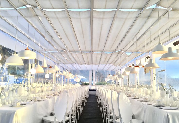 Corporate events| Lighting| Creative events| Event solutions| Something Different| Table settings| Event Design| Event decor| Event design| Event styling| White Shabbat dinner| Anne Mann Celebrates| Bungalow| Cape Town