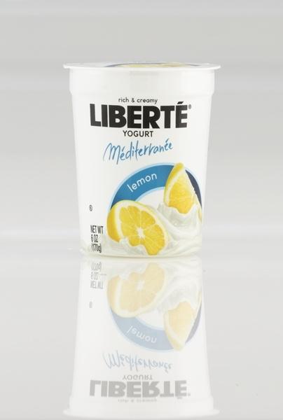 Méditerranée Lemon: Whole milk yogurt enlivened with the sharpness of lemon. Bracing but silky.