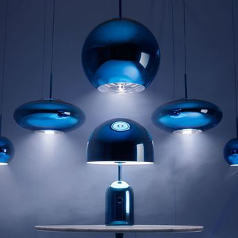 d51e71a8927dc220c3fa978cb605f650 5 Inspirant Lampe à Poser Bleue Sjd8