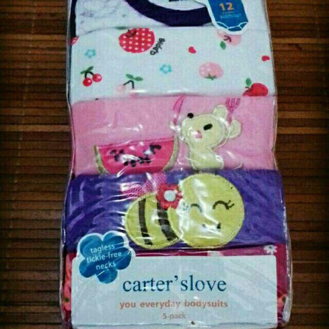 Saya menjual Pakaian bayi 5in1 jumper carter's lengan pendek seharga Rp85.000. Dapatkan produk ini hanya di Shopee! https://shopee.co.id/gayayayyakuw/199999169 #ShopeeID