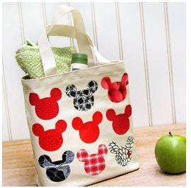 Mickey/Minnie template