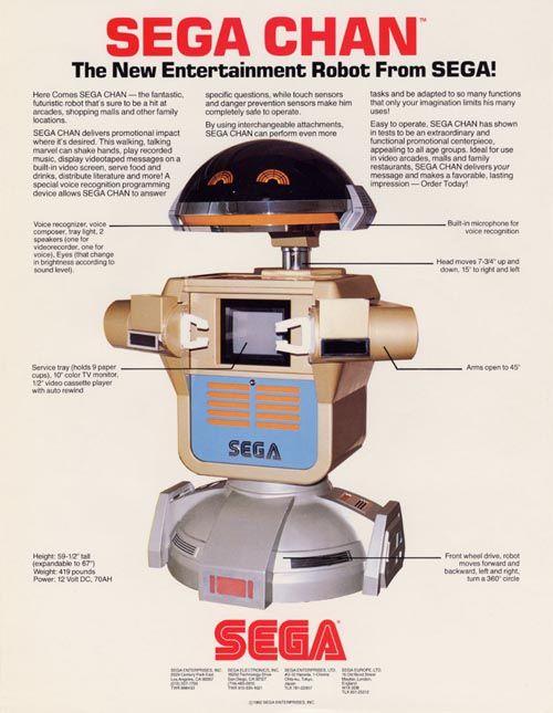 Sega Chan - 1982