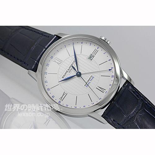 ボーム&メルシエ MOA10272 クラシマ デュアルタイム(40mm)   世界の時計市場