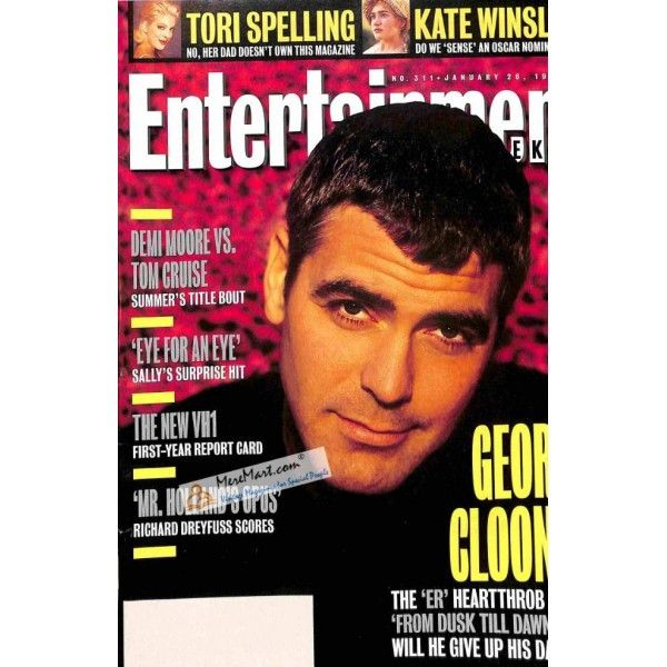 Cover Print of Entertainment Weekly, January 26 1996 | $6.60