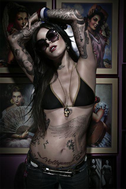 Kat Von D: Girls Crushes, Dreams Closet, Kat Von D, Tattoo Artists, Katvond, A Tattoo, Tattoo Girls, Weights Loss, Costumes Ideas