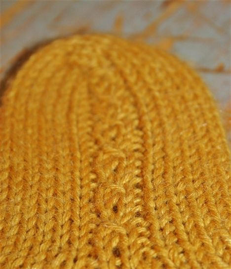 Hur man stickar falska flätor - Be Knitted - Det ljuva stickade livet - Mitt handarbete - Hemmets Journal