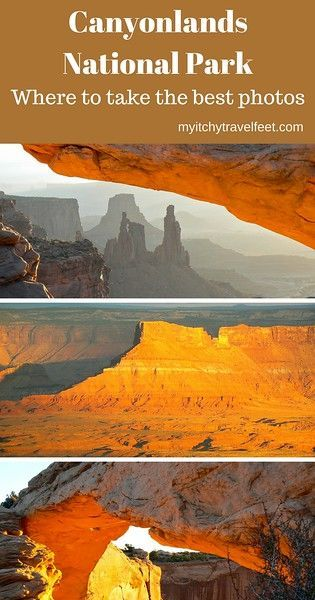 How to take a self-guided Canyonlands National Park photography tour