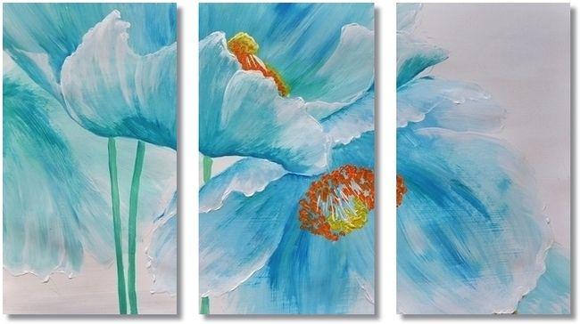 25 beste idee n over acryl schilderij bloemen op pinterest geschilderde bloemen bloemen - Decoratie schilderij volwassen kamer ...