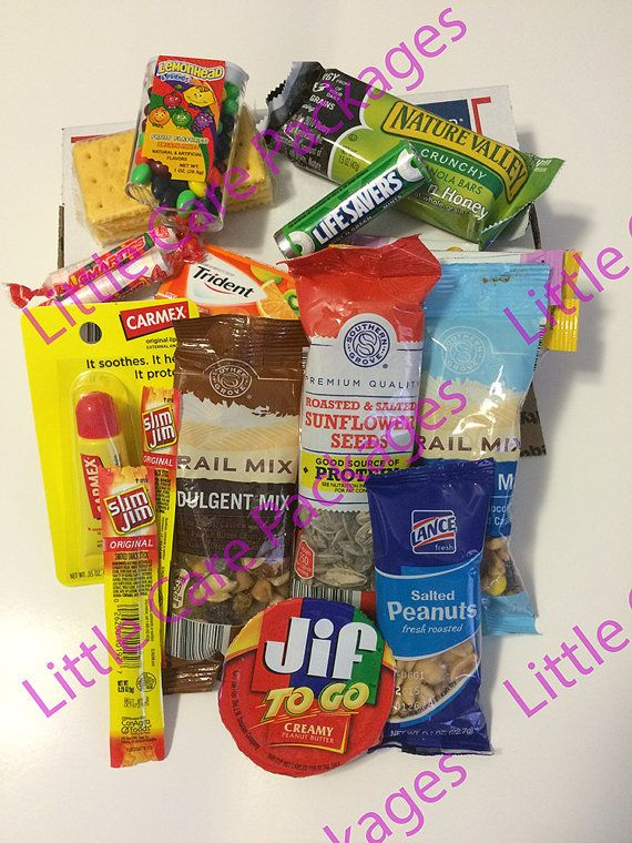 Final Exam Recharge for College Students by Littlecarepackages