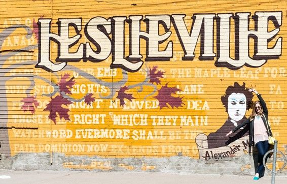 Toronto City Guide: The Best Places to Eat and Shop in Leslieville