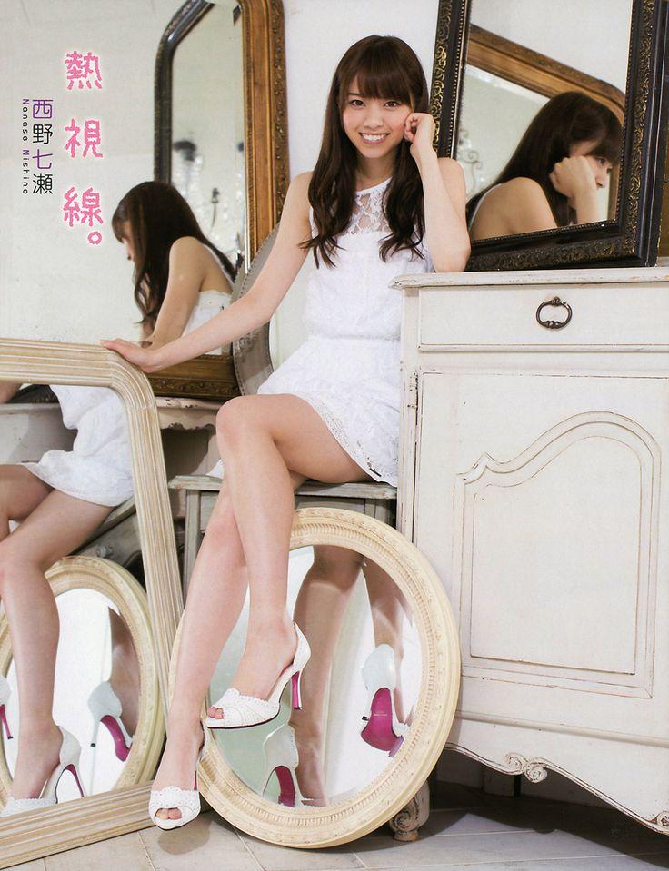 【乃木坂】西野七瀬(19) 美麗な少女。画像×72 : 画像ナビ!