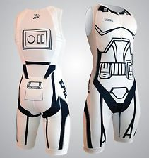 "NEW Limited-edition, ""Clone"" tri suit! size XXL"