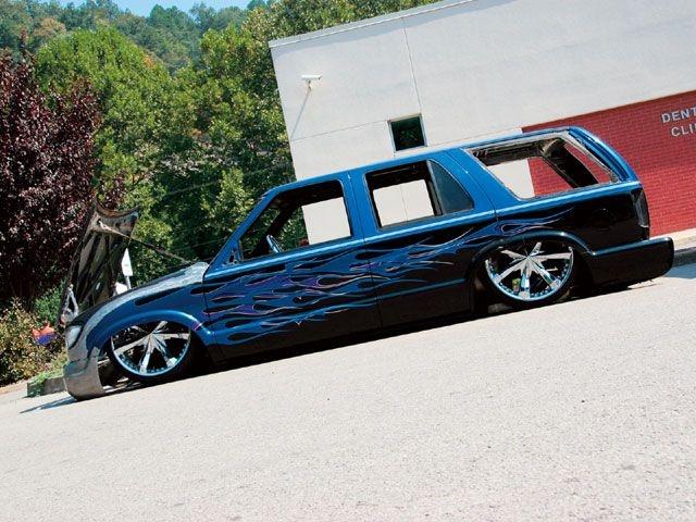88 Chevy S10 Pick 2 8