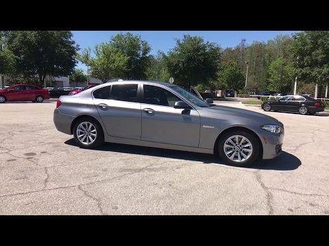 2014 BMW 5 Series Orlando Florida S7956L #FieldsBMW #Orlando #Florida