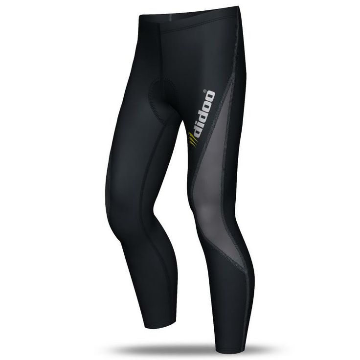 Didoo's Mens Thermal Cold Wear Cycling Pants feature a lightweight, with a ultra warm brushed interior with the four way stretch material which allows total freedom of movement. ·         Thermal Cold wear Fabric  Ideal for cold weather ·         Elasticity and Absorbent ·         COOLMAX 3D-Sponge cushion provides great protection and comfort for long rides
