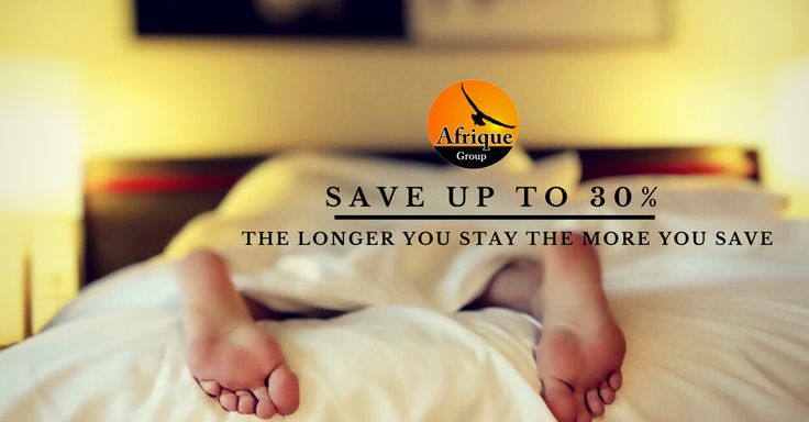 Perfect for long stays - contact us for more info or visit: info@afriquegroup.co.za