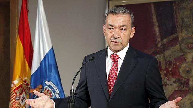 """Rivero amenaza a Rajoy con romper """"relaciones institucionales"""" por las prospecciones"""