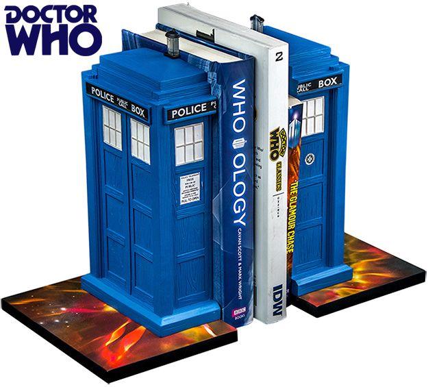 Apoio-de-Livros-TARDIS-Bookends-Doctor-Who-01