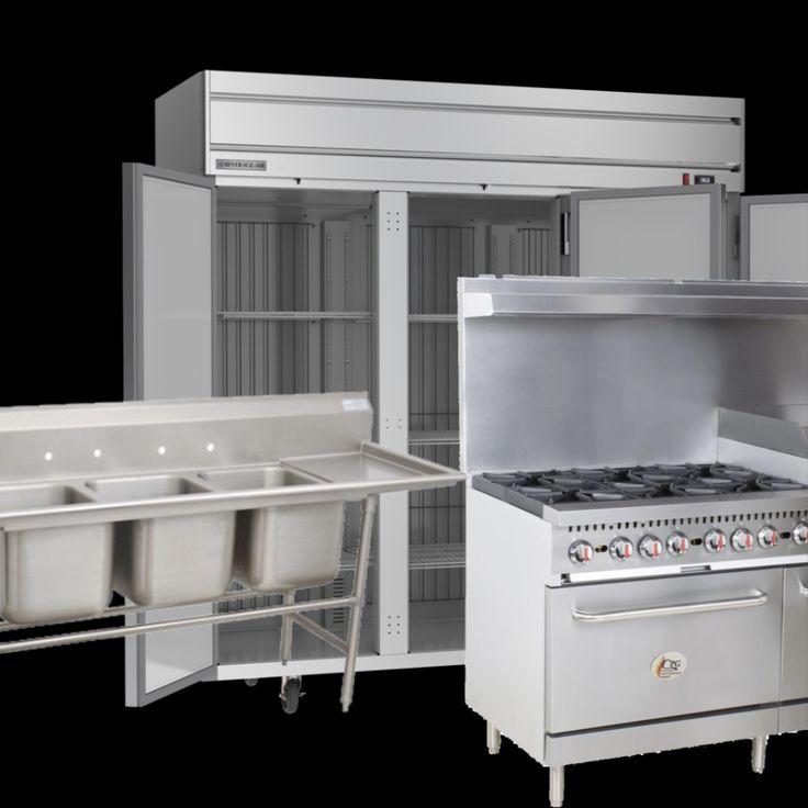 Commercial Kitchen Equipment Setup | Commercial kitchen ...