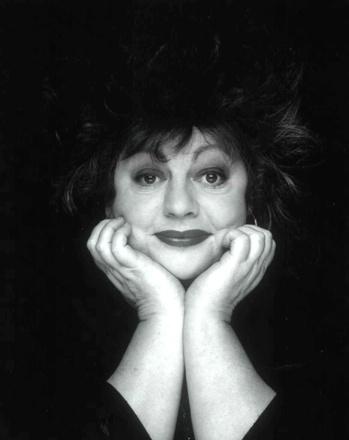 Jo Brand - always remembered for her Tuna jokes!