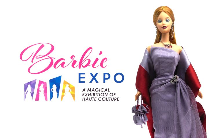 Montreal, Canada is the new home of #Barbie Expo, a toy exhibition where haute couture, world-renowned designers, and Mattel's iconic Barbie doll co-mingle.