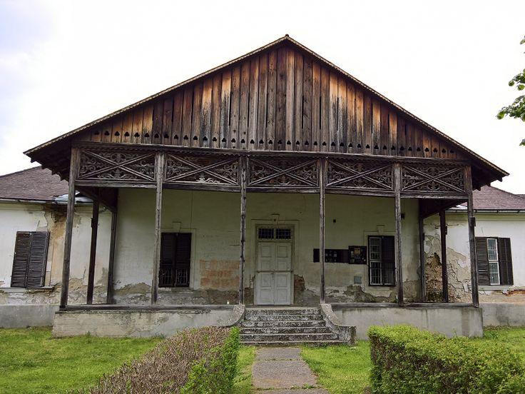 Eötvös kúria (Vásárosnamény) http://www.turabazis.hu/latnivalok_ismerteto_3758 #latnivalo #vasarosnameny #turabazis #hungary #magyarorszag #travel #tura #turista #kirandulas