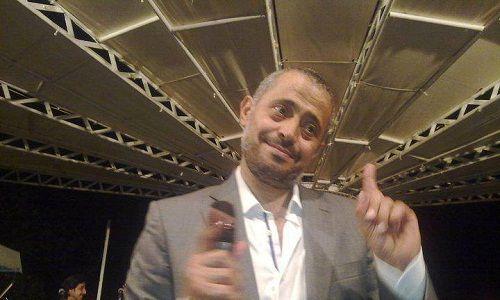 VISITA RELÁMPAGO DE #GEORGESWASSOUF A #EGIPTO #Musica #Arabe #Noticias #Entretenimiento #ListenArabic