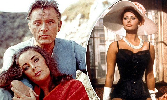 Elizabeth Taylor and Richard Burton's tumultuous romance spanned 14 years and during that era, there was one woman that Liz  was worried might steal her man's heart: Sophia Loren.