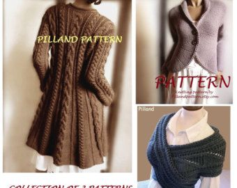 Cowl Vest Knitting Pattern Free : Best 20+ Knitted coat pattern ideas on Pinterest Knitted coat, Knit jacket ...