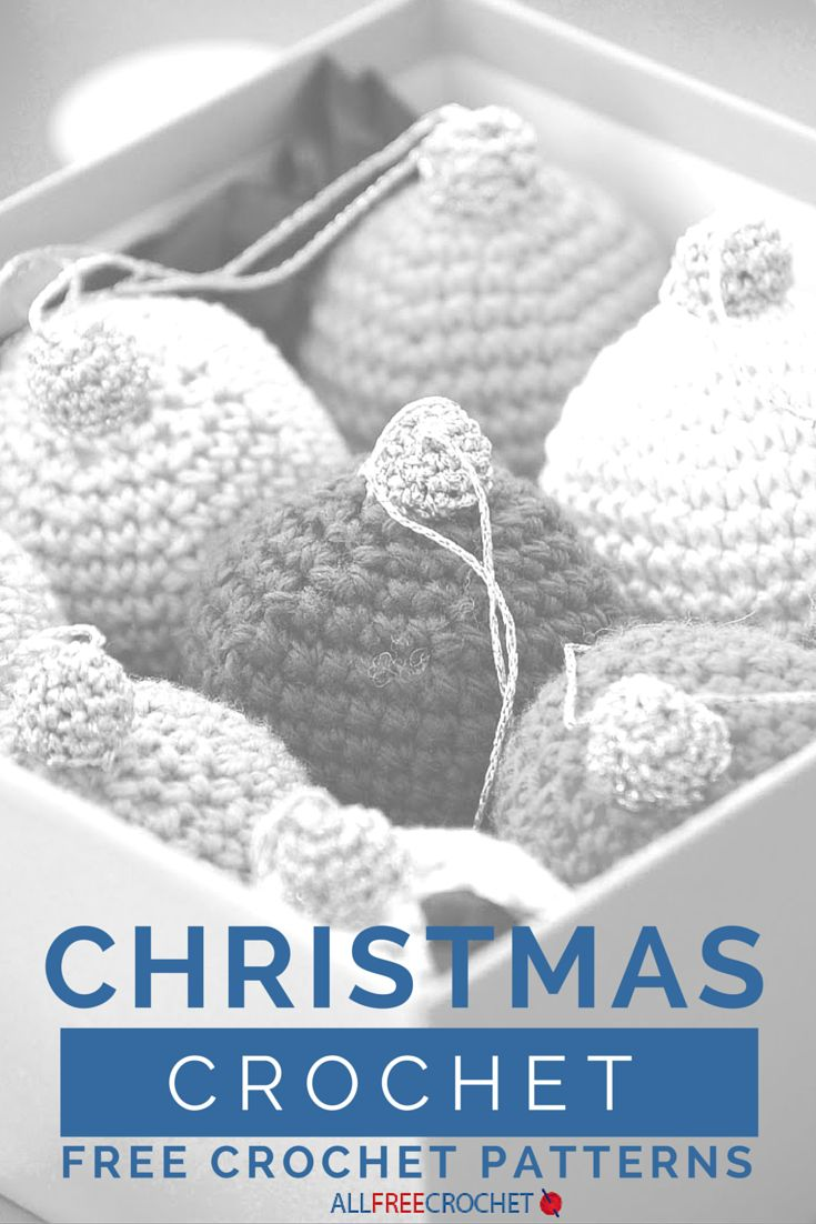 Check out these free christmas crochet patterns for ideas on holiday home decor and easy holiday - Decoration au crochet ...
