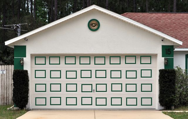 painted garage doors | 11 re painting garage door help needed two more ideas i like the fake ...